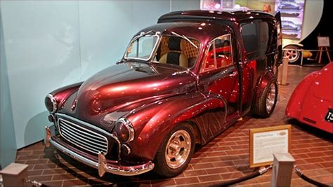 1958 Morris Minor | Custom Van's & Panels ! | Pinterest ...