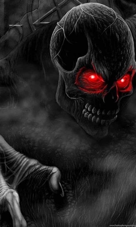 horror skull hd wallpapers android apps  tests