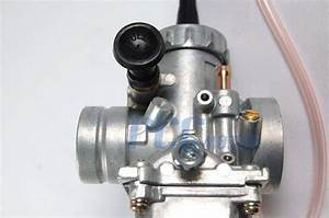 New Mikuni Vm24 Roundslide Carburetor For Rm65 Rm80 Rm85