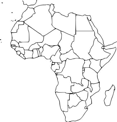 Carte De Vide A Imprimer by Carte Vide Afrique Tonaartsenfotografie