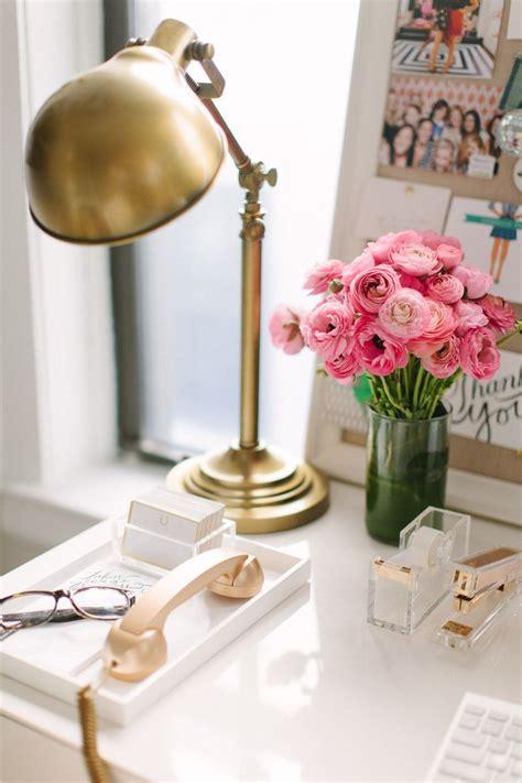 gold desk accessories a stylish organized desk favorite accessories driven