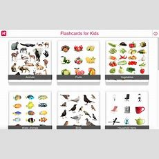 Flashcards For Kids  Chrome Web Store