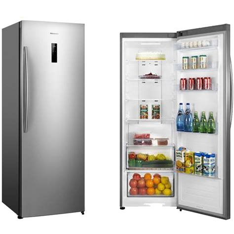 single door refrigerator hisense 355l stainless steel single door refrigerator