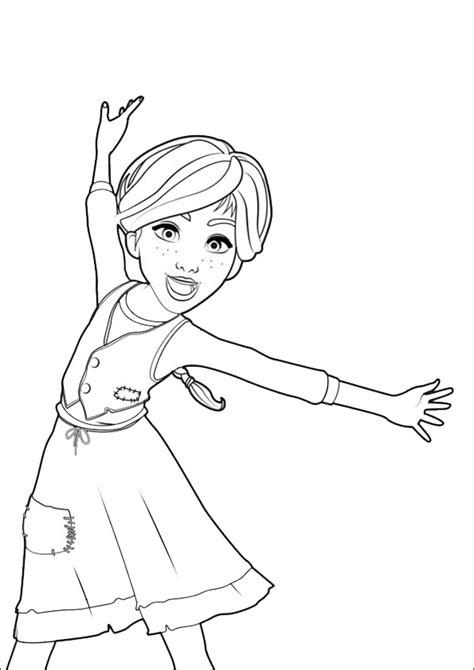 ballerina  ausmalbilder malvorlagen