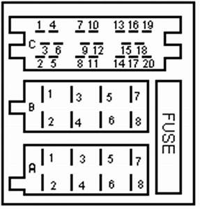 Becker Car Radio Stereo Audio Wiring Diagram Autoradio