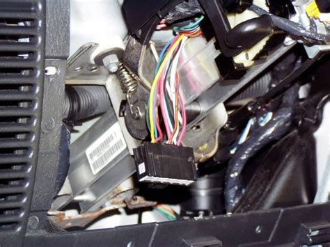 Jeep Starter Wiring Harnes by Bulldog Security Diagrams