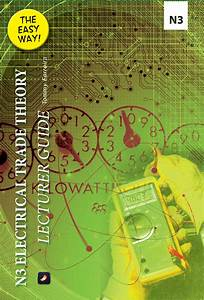 N3 Electrical Trade Theory Lecturer Guide