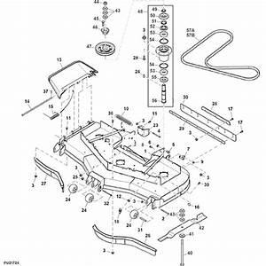John Deere 661r Mower Deck Parts Diagram