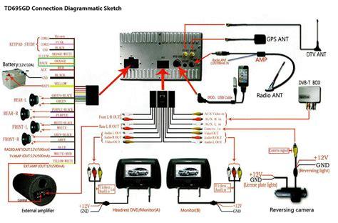 panasonic stereo wiring diagram panasonic cassette diagram