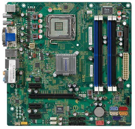 ordinateurs de bureau hp et compaq caract 233 ristiques de la carte m 232 re mcp7am04h1 newark