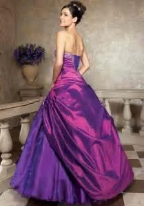 purple wedding dresses purple dresses for dresses