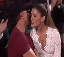 Is this Kenny Chesney's girlfriend at the CMA Awards ...