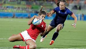 Canadian women's sevens team through to rugby semifinal ...