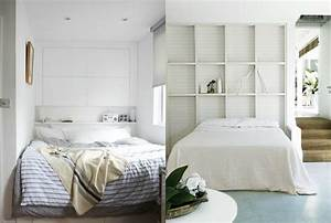 Bett Mit Regal 20 Ideen Mit Integrierter Ablageflche