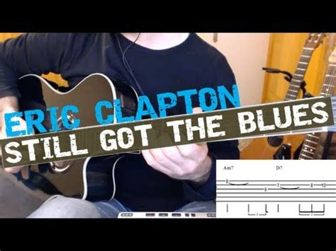 Eric clapton guitar chords