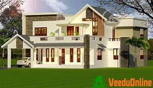 3000, Sq, Ft, Contemporary, Double, Floor, Home, Design