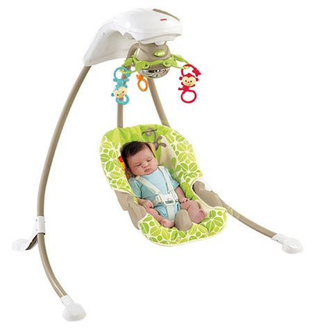 fisher price rainforest friends cradle swing target australia