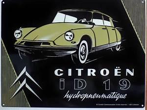 Plaque De Voiture : plaque metal publicitaire vintage auto r tro citro n ds id 19 40 x 30 cm ebay publicit ~ Medecine-chirurgie-esthetiques.com Avis de Voitures