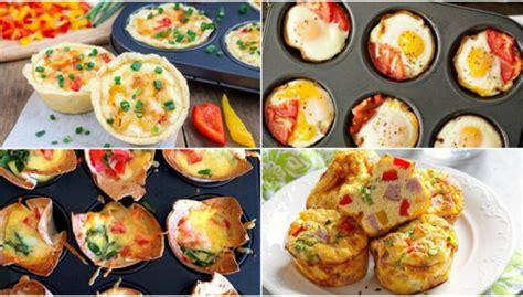 16 mafinu pannā gatavotu ēdienu receptes ātrām un garšīgām ...