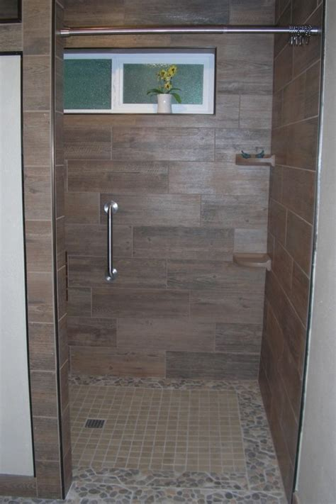 our new shower