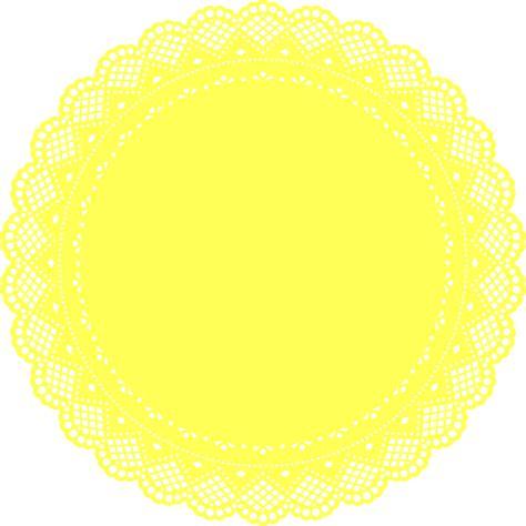 circle clipart lace circle lace transparent
