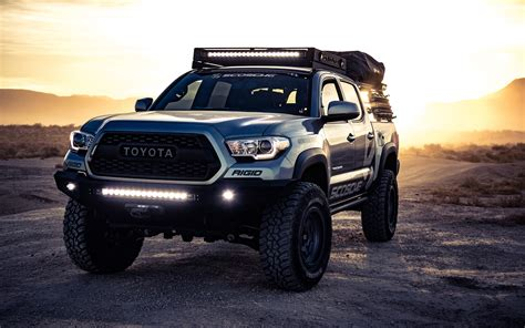 Toyota Venturer 4k Wallpapers by Wallpaper 3840x2400 Toyota Tacoma Toyota Suv 4k
