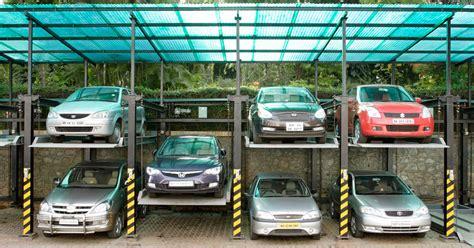 R R Parkon-multi-level Car Parking Systems