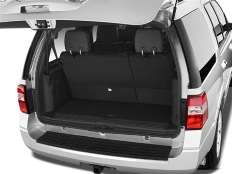 ford expedition cargo space  cars news