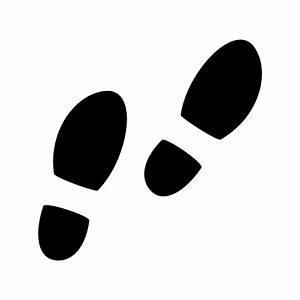 Footstep Icon | www.pixshark.com - Images Galleries With A ...