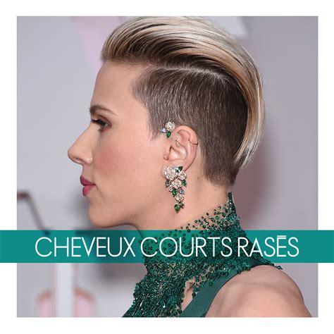 Coupe cheveux rasé coté long dessus femme Bricolage