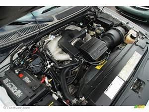 2000 Lincoln Navigator Standard Navigator Model 5 4 Liter