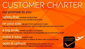 Customer Care Charter Template Epic Customer Care Charter Visually ...