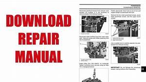 Suzuki 225  Df225  Repair Manual