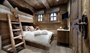 decoration interieur chalet montagne 50 idees inspirantes With amazing meuble cuisine maison du monde 4 cuisine le bois sinvite dans la cuisine dans la deco ou