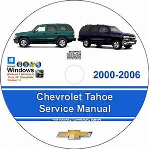 2003 Chevy Tahoe Repair Guides