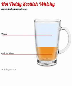 Hot Toddy Scottish Whisky Cocktail   Recipe  Instructions