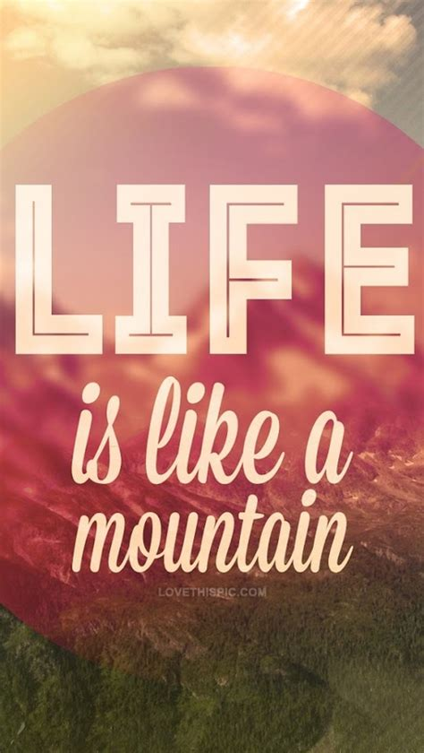 life    mountain pictures   images