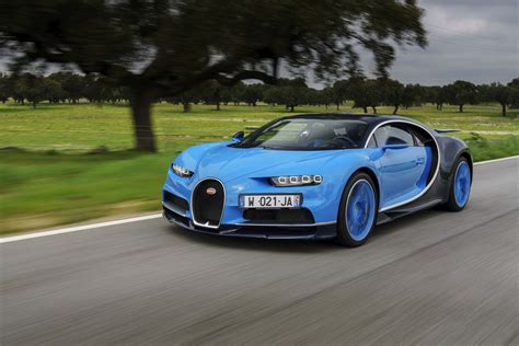 Sports Car Wallpaper 2017 Team Blue by 2018 Bugatti Chiron Drive Review The Benchmark
