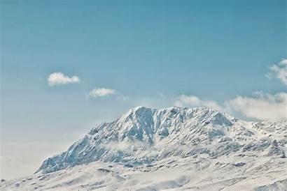 Mountain Snow Snowy Resolution Peak Slope Wallpapers