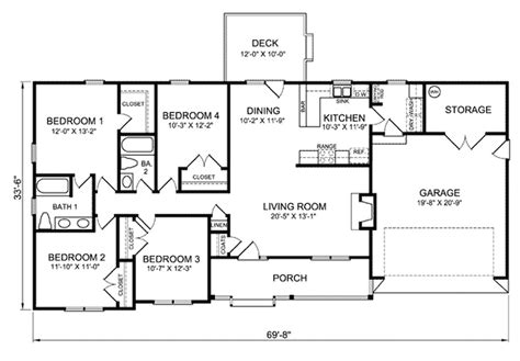 house plans open floor ranch style floor plans floor plans for ranch homes open