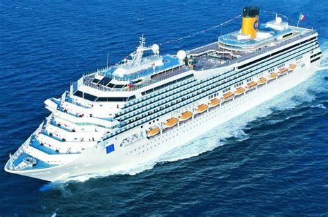 Ficha barco Costa Magica