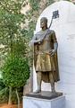 Statue Of The Last Byzantine Emperor Constantine XI ...