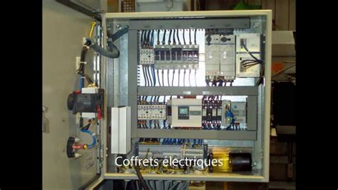 Diaporama Câblage électrique Industriel Youtube