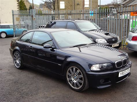 2002 Bmw M3 Coupe (e46)  Pictures, Information And Specs