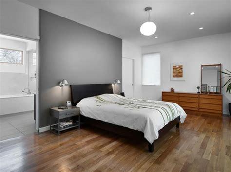 model chambre murs et ameublement chambre tout en gris tendance