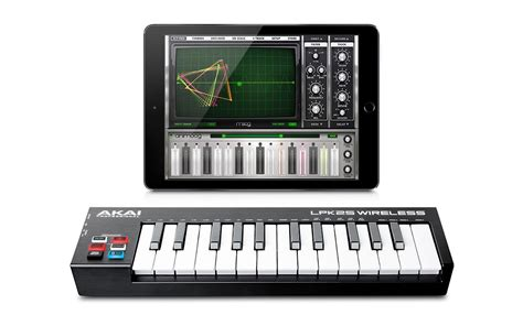 Garageband Keyboard Controller by Akai Releases Wireless Midi Pad And Keyboard Controllers