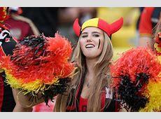 Knappe Belgische fan gaat wereld rond 'Overweldigend