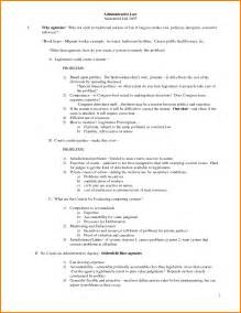Sample Outline APA Format Template
