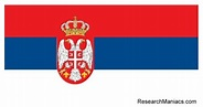 Serbia flag. What does the Serbia flag look like, mean ...
