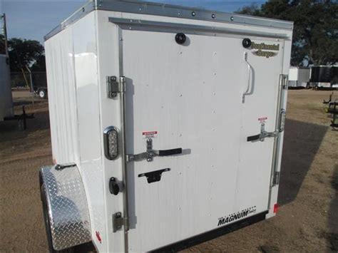 enclosed trailer r door conversion continental cargo vhw8520ta2 r enclosed trailer
